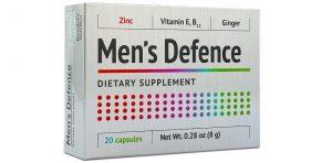 Mens Defence Amazon - Nebenwirkungen - Aktion